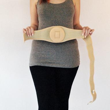 Umbilical hernia support belt - one size - 2Sonline2Sonline